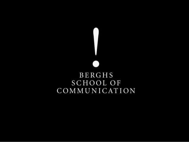 BERGHS SCHOOL OF COMMUNICATION INTERACTIVE COMMUNICATION! ! ROI & MÄTBARHET! ! ! ! ! ! ! ! ! ! ANTOANETA NIKOLAEVA! ! 15 A...