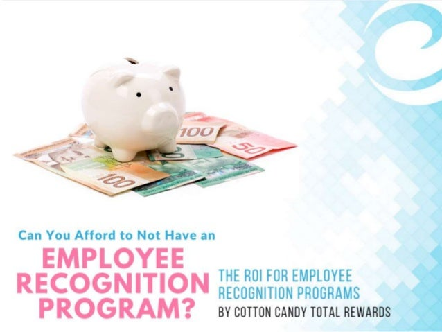 Can You Afford to Not Have an Employee Recognition Program?