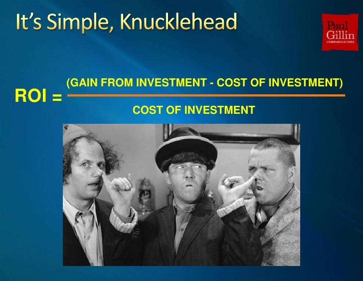 Social Marketing ROI - Yes, You Can! Slide 3