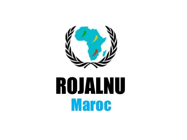 ROJALNU Maroc