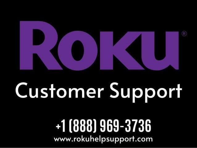 Roku Com Support USA   +1-888-969-3736