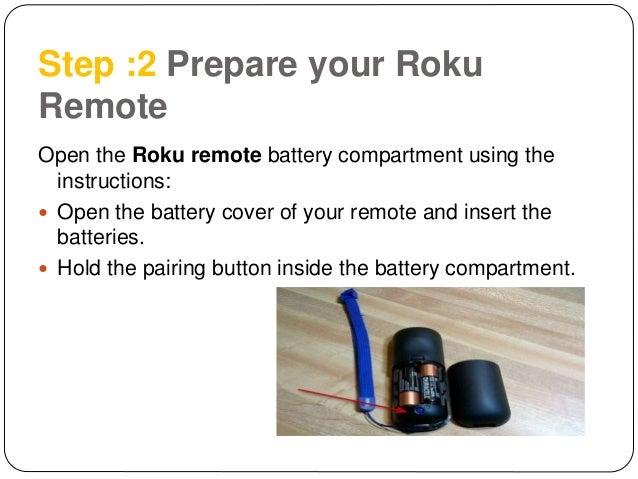 Roku Streaming Stick Setup