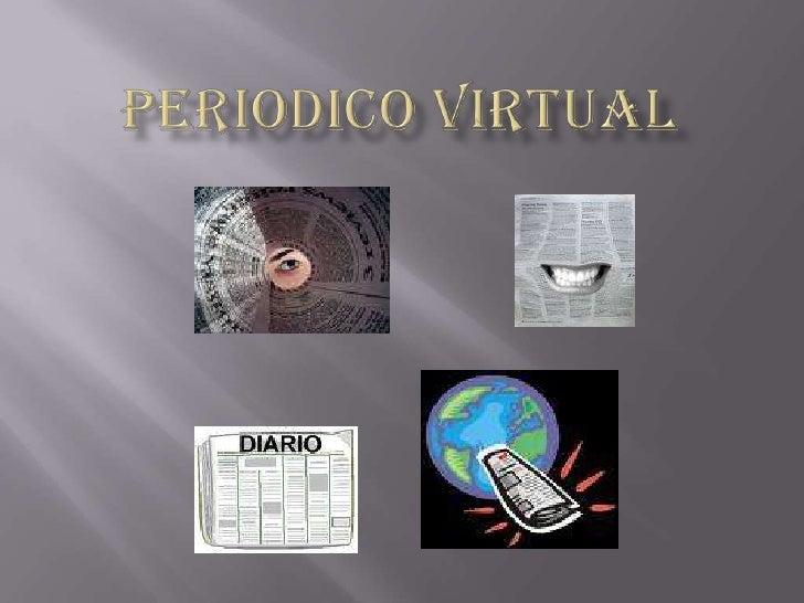 PERIODICO VIRTUAL<br />