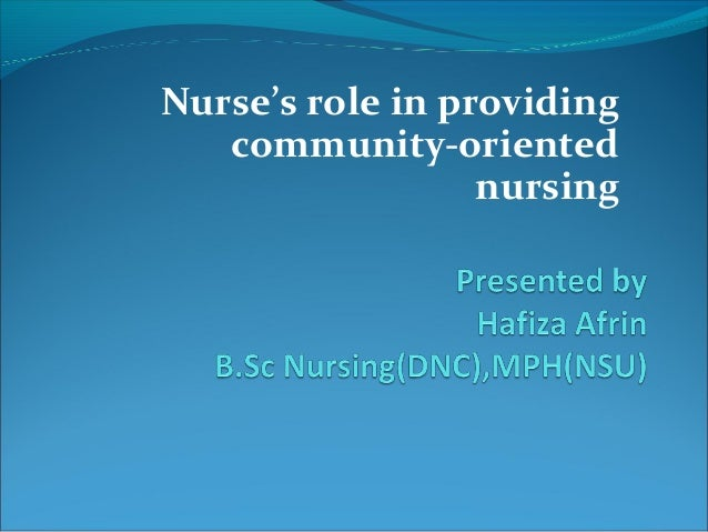 the nurse's role in supporting the The nurse's role in supporting the organization's strategic agenda the nurse's role in supporting the organization's strategic.