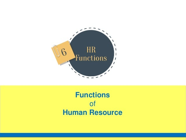 functions of hr Staffing advice recruiting top talent often means besting the competition when it comes to compensation, benefits and corporate culture robert half's staffing.