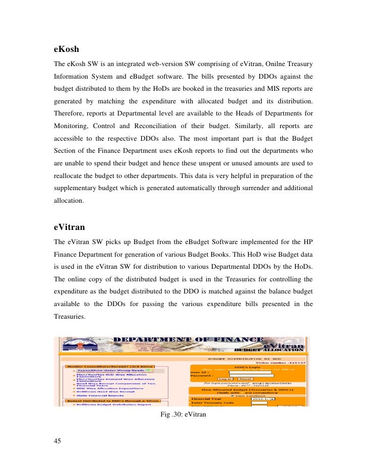 Role of Information Technology in Development of Rural Himachal