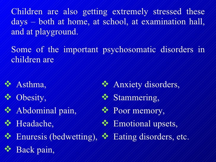 Role Of Yoga In Childrenppt