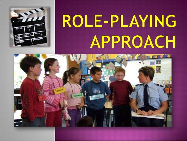 role play method slideshare