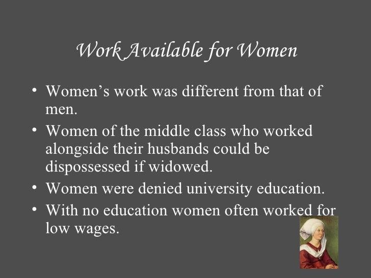 essays on role of women