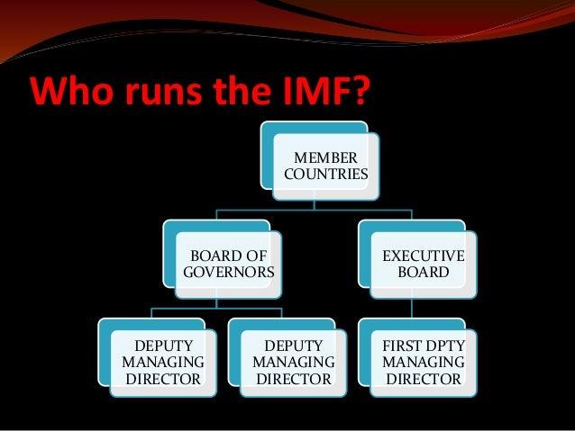 New IMF Anti-Corruption Blueprint Holds Promise