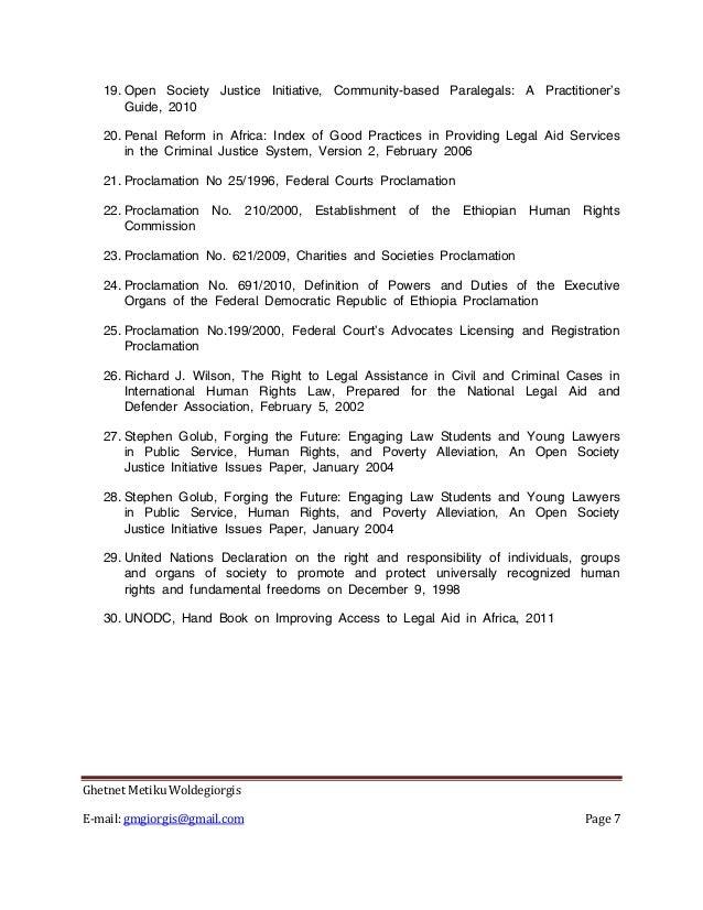 ethiopian proclamation in amharic pdf