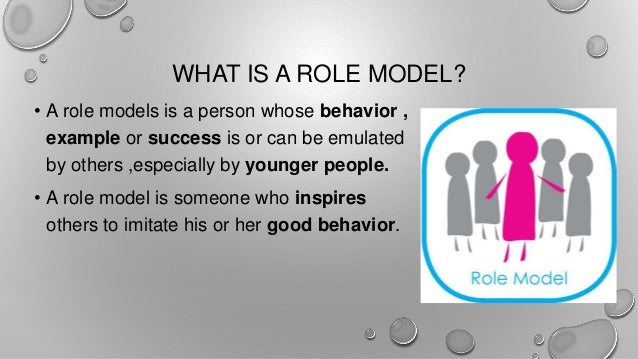 can rapers be good role models Most kids of today pick their role models from who they see on tv - celebrities as role models introduction do celebrities make good role models  can rapers be .