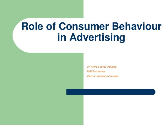 role of packaging on consumer behaviour This research paper examines the impact of packaging elements on consumer  buying behaviour the motivation for carrying out this study is to know how.