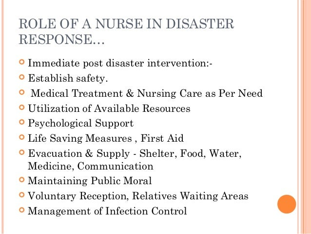 sharing responsibilities during disaster management Consequently, disaster preparedness is a shared responsibility among  government  dun & bradstreet (d&b), as a member of the 2011 national  preparedness.