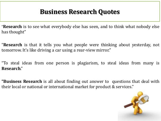 Role of Business Research in Mining & Metal industry Slide 2