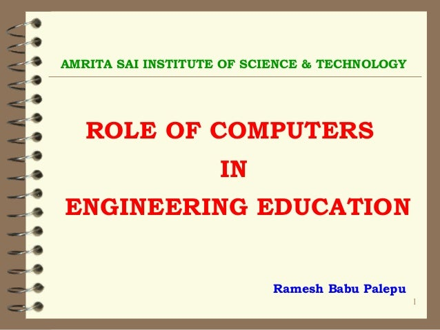role of computer system in home environment Role of automation in computer-based systems moinuddin qadir rutgers, the state university of new jersey qadir@edenrutgersedu abstract manual vs automatic has been a controversial topic for ages in social sciences and.