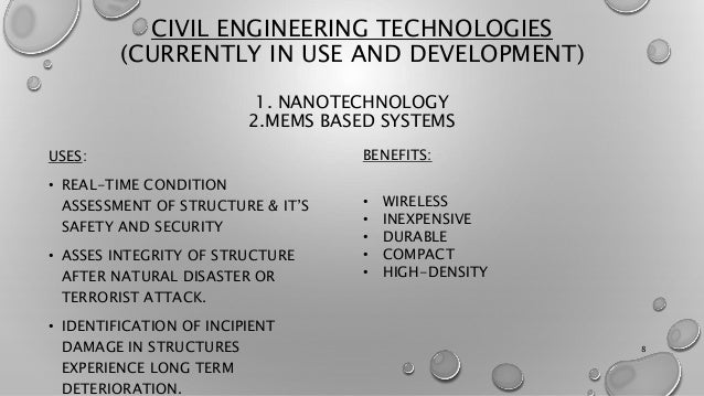 role of civil engineering Engineer, a surveyor, a city planner, a construction manager, all different types of civil engineers, have an active role to play in disaster management and mitigation [2] 2.