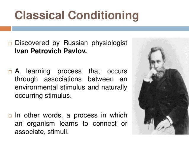 classical conditioning in advertising