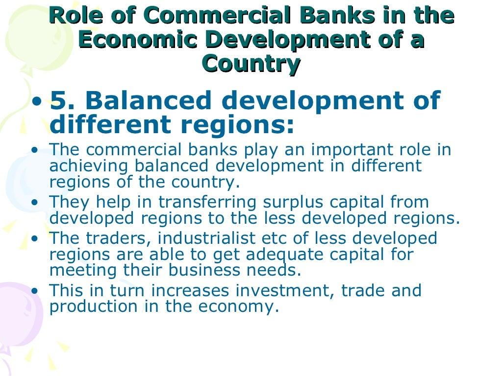 describe how commercial banks make profit
