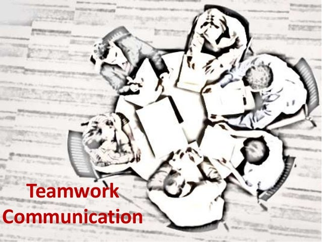 communication in teamwork Breakdown in communication or a lack of teamwork can contribute to adverse  events and adverse patient outcomes the opportunity for clinical information to  be.