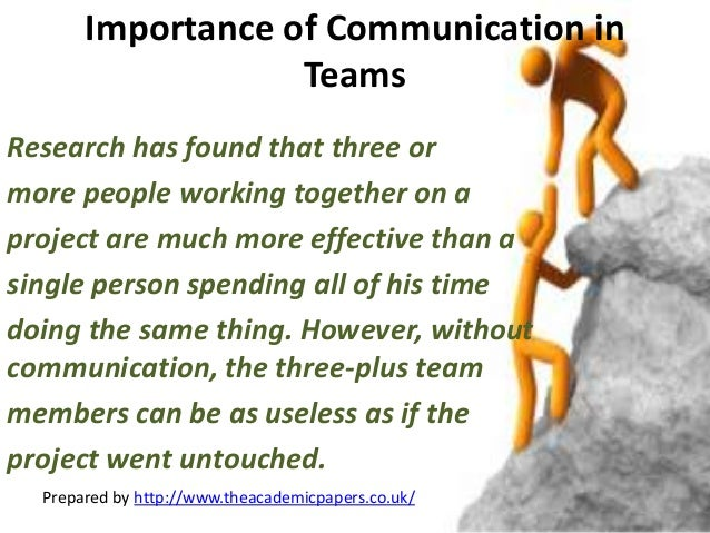 reflection on leadership communication and teamwork When nursing teamwork suffers and implementing unit huddles to improve communication lack of teamwork and leadership can result in higher medical errors.