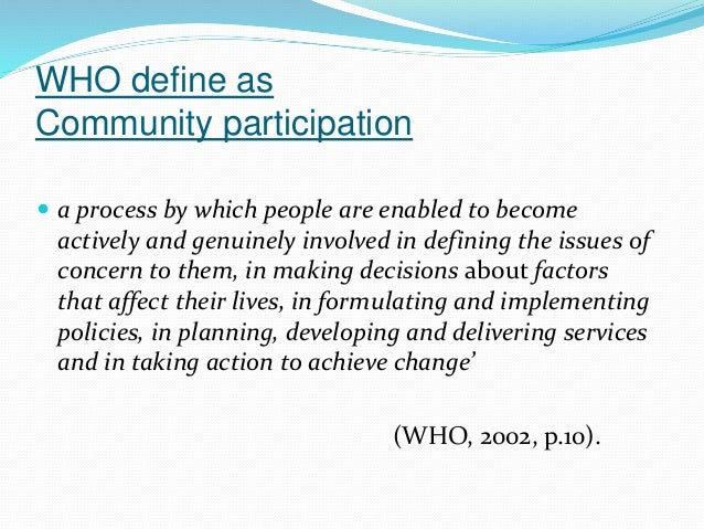 the role of civil society organizations Civil society organisations (csos) can provide both immediate relief and longer-term transformative change – by defending collective interests and increasing.