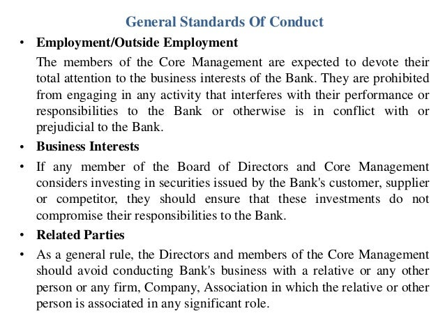 Role of corporate governance in public sector bank