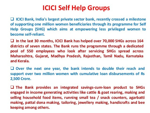 aims and objectives of icici bank So the study on customer satisfaction towards icici bank has been carried out  with the  the specific objectives of the study are  the study was aimed to  analyses the customers' attitude towards services provided by icici.