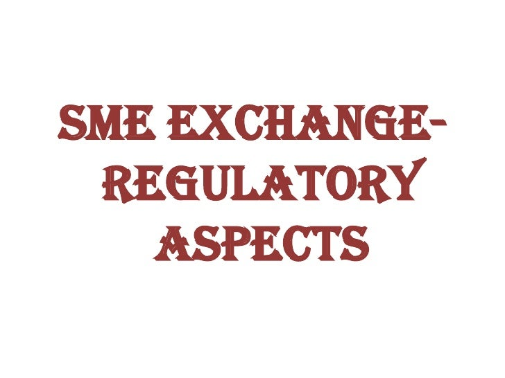sme stock exchange essay Other limitations in the stock ratios are: § inclusion of obsolete stock § different stock valuation policies inventory turnover is the reciprocal of inventory days.