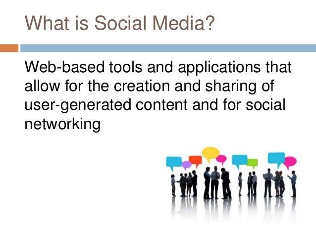 • Facebook • Google+, LinkedIn Networking • WordPress • Blogger, TypePad Blogs • Twitter • Tumblr Microblogs • Pinterest •...