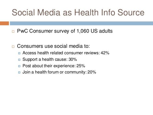 Patients are Finding Support Through Social Media