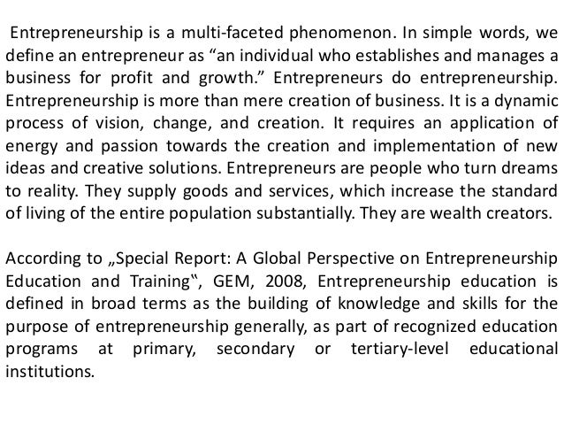 entrepreneurship development in india Entrepreneurship development in india: a new paradigm manish kumar jindal, awadesh bhardwaj abstract – entrepreneurship acts as a catalyst for the.