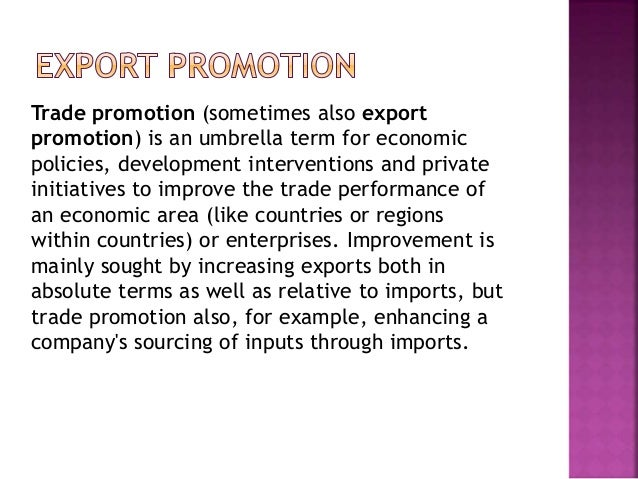 import substitution ppt