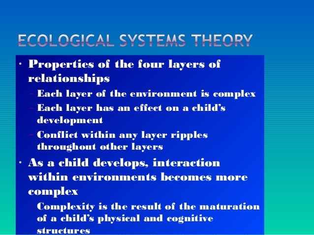contribution of ecological theory Perspectives in ecological theory and  been many developments within the contribution of ecological theory to integrated pest management, and the objective of this.