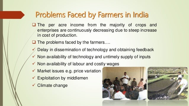 problem faced by indian farmers and Agricultural techniques in india and the condition of farmers, comment by nishant gaurav condition of farmers, condition of farmers india, problems faced indian farmers home » subject » essay » agricultural techniques in india and the condition of farmers, comment.
