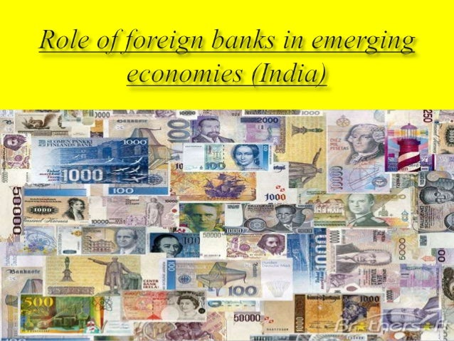 The Role of Central Bank in a Developing Economy of a Country