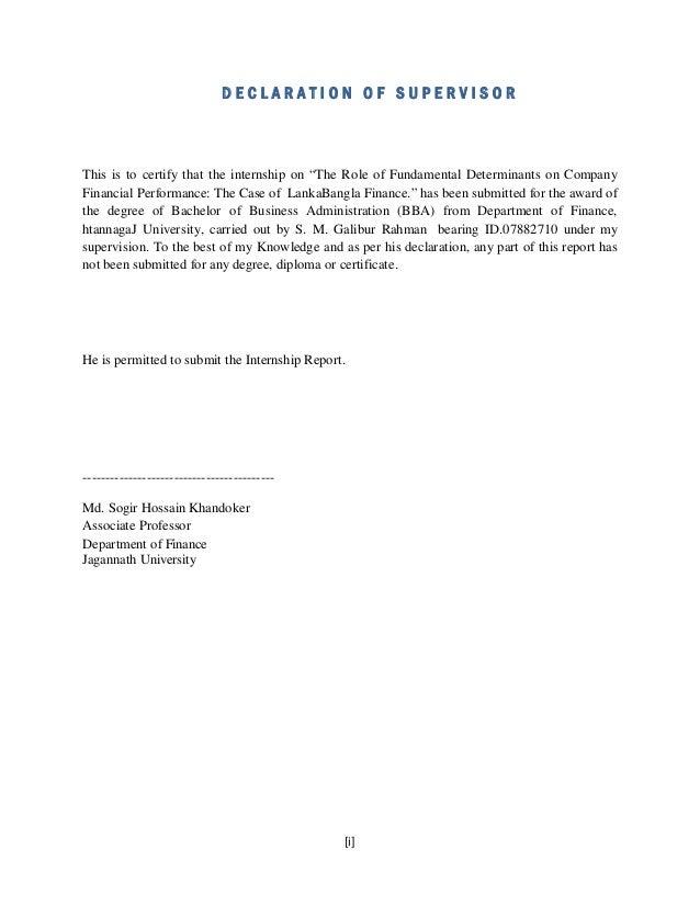 Financial corporation case