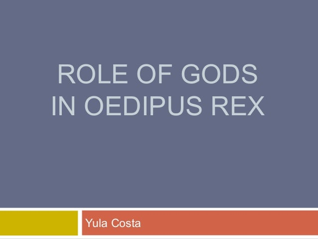 Issues Explored in Oedipus Rex