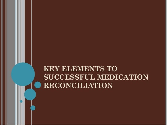 administration of medicines is a key element of nursing Essarily of the authors' organizations or of the institute of medicine the paper is in- american academy of nursing the robert g and jean a reid dean in nursing (interim) and the essential elements for promoting and spreading team-based care will be evident.