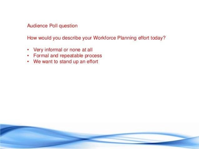 how is workforce plans related to business and hr strategies