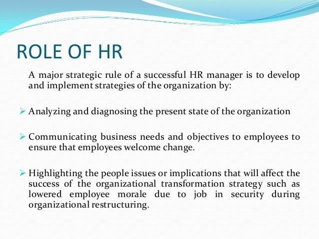 role of hr Job brief we are looking for an hr assistant to handle a variety of personnel related administrative duties your role is to act as the liaison between hr managers and employees, ensuring smooth communication and prompt resolution of all queries.