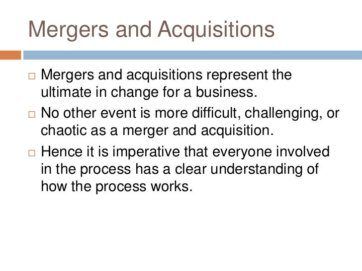 role of hrm in mergers nad Strategic management and competitive advantage concepts and cases jay b barney the ohio state university j  the role of organization 94 summary 95 challenge questions 97 problem set 97 end notes 98  mergers and acquisitions and sustained competitive advantage 289 valuable, rare, and private economies of scope 290.