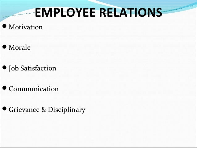The role of managers in providing equal opportunity to the employees in an organization
