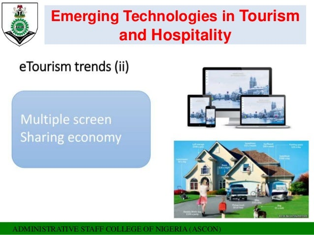 ict in the hospitality industry The tourism and hospitality industries have widely adopted information  technology (it) to reduce costs, enhance operational efficiency, and most  importantly to.