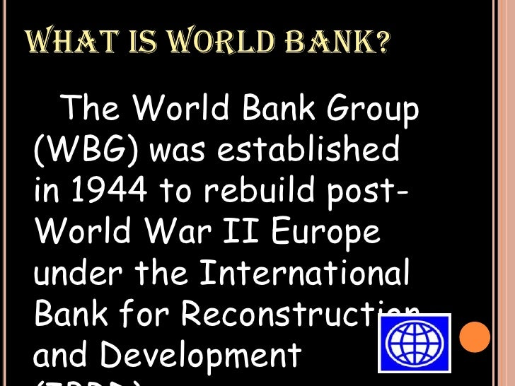 role of imf and world bank Read this business research paper and over 88,000 other research documents role of imf and world bank introduction the world's major international financial institutions represent paradoxical ideals in their quest to satisfy the needs of both.