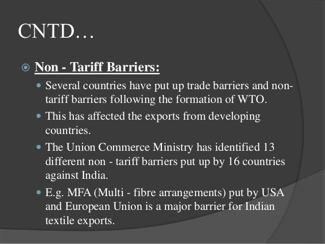 role of wto in india Globalization and role of wto in promoting free international trade the world trade organisation came into existence with effect from 1-1- 2004, the membership of wto was 147 countries including india.
