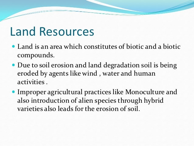 role of individuals for conservation of natural resources Role of an individual in conservation of natural resource: 1 role of an individual in important resources that could be.