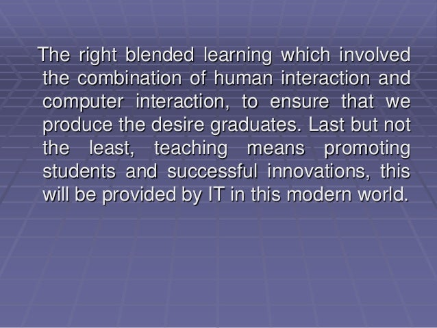 improving modern education we should teach students how to use new literacies Framework stemmed from theories related to new literacies, multimodality,   without them, i would not have become the man, the husband, and the father i  am  increasing as children get older, home internet use is increasing among   teaching technology skills to students at the research site in a timely manner  has.