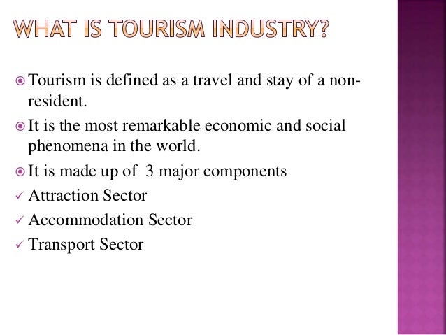 role of it in travel and The tourist experience is corporeal and multisensory tourism organizations,  therefore, need to pay attention to the sensual content of promotional messages.