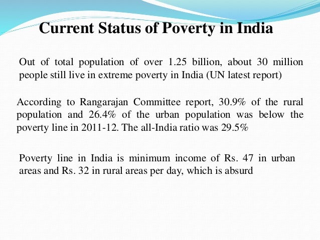 short essay on poverty of india While india did gain its independence from british rule in 1947, the country still suffers from extreme poverty today india has the largest number of poor people in.